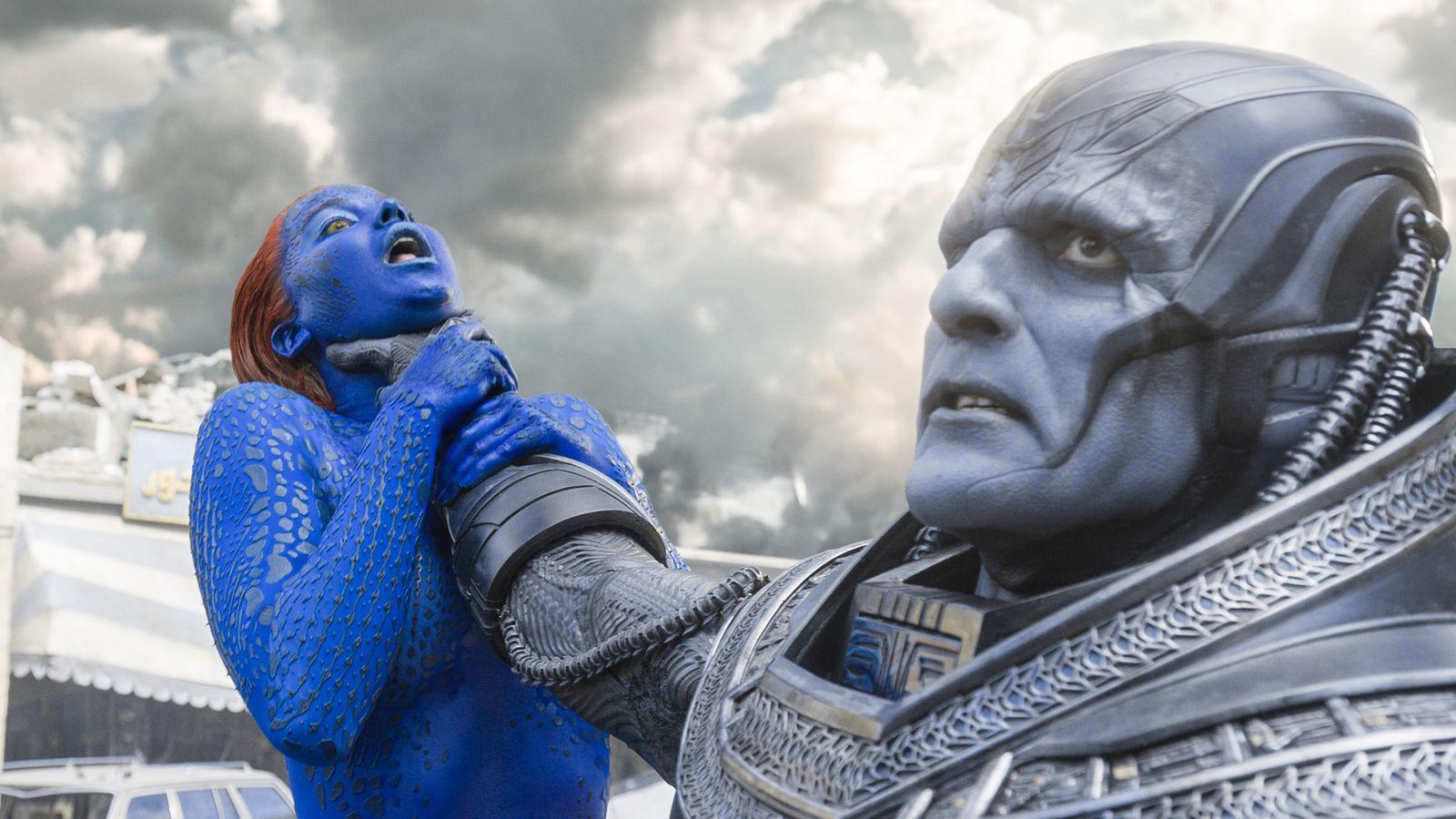 X-Men: Apocalypse มีกรณีเลวร้ายของโรค Batman v Superman