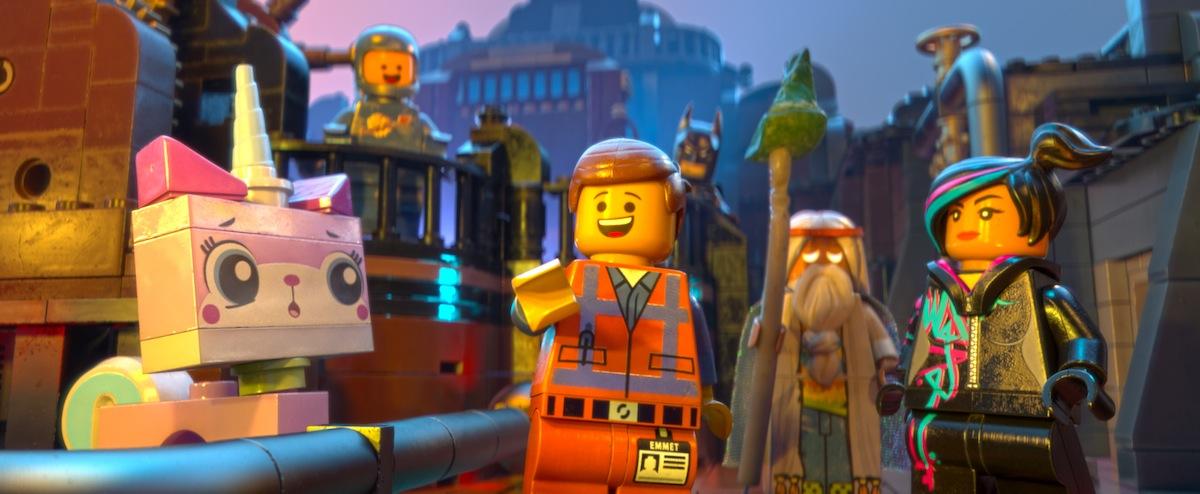 รีวิวเรื่อง THE LEGO MOVIE (2014)